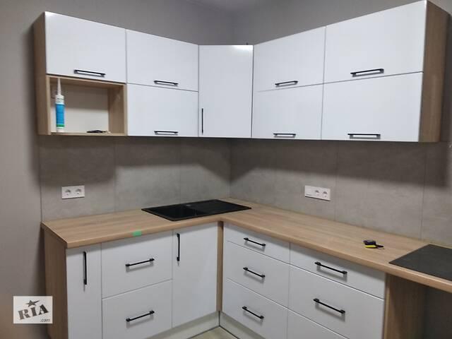 продам Кухня с замеры, проектом, доставкой и сборкой бу в Киеве
