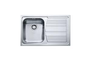 Кухонна мийка Franke Logica line LLX 611-79 нержавіюча сталь