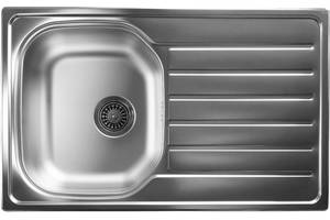 Кухонная мойка Interline AE 7650 Silver (F00175034)