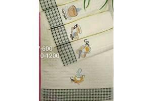 Кухонні вафельні рушники. 40 * 60