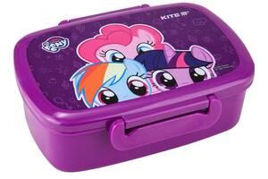 Ланч-бокс с наполнением Kite My Little Pony  750 мл, фиолетовый