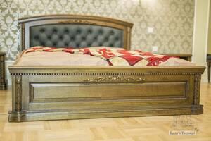 """Кровать дубовая """"Радость"""""""