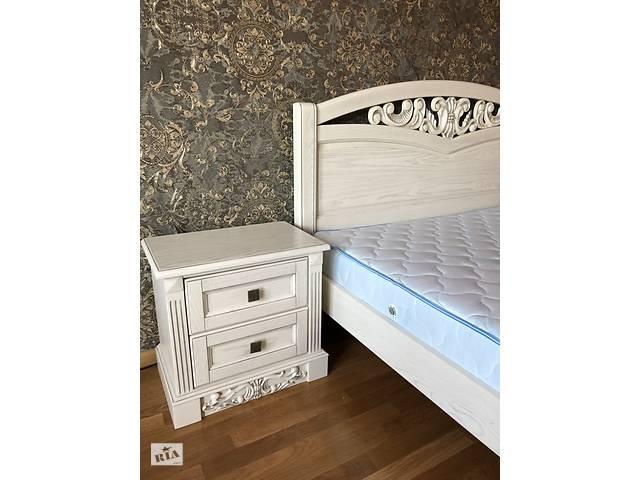 """купить бу Ліжко з натурального дерева ясен """" Аліканте"""""""" в Ровно"""