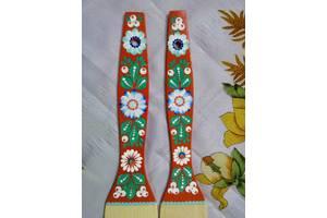 Лопатка деревянная Петриковская роспись