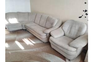М& # 039; какая часть (угловые диваны и кресло)