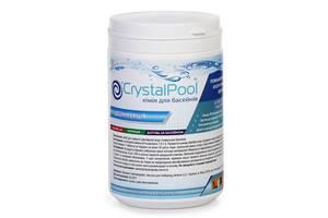 Медленный хлор Crystal Pool Slow Chlorine Tablets Large 1 кг (ps0101040v)