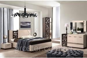Модульная спальня Сага.