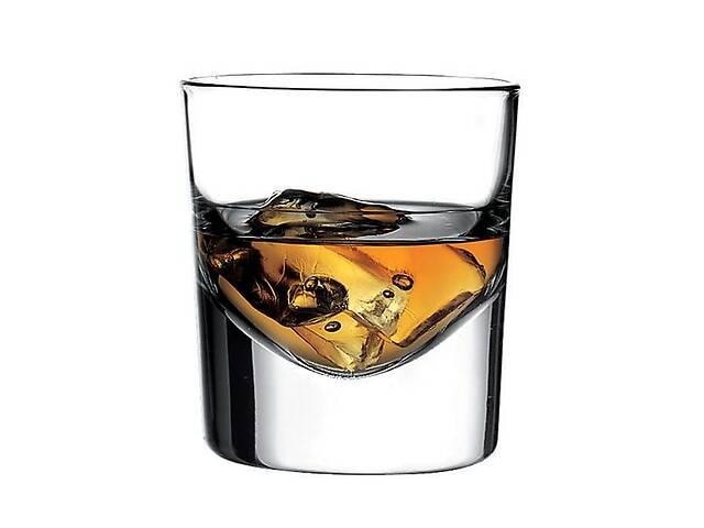 купить бу Набор 6 стаканов Pasabahce Grande для крепких напитков 185 мл с мерками 100 мл и 50 мл (psg_52793) в Киеве