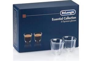 Набор стаканов Delonghi DLSC300 Espresso 6 предметов