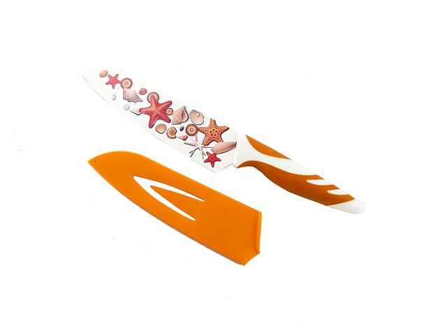 купить бу Нож Giakoma G 8310 2 Оранжевый в Харькове