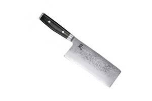 Нож китайский поварской Yaxell Ran 18 см