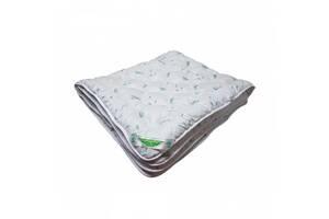 Одеяло Arda Bambo, белое с рисунком 155х210 (A135002)