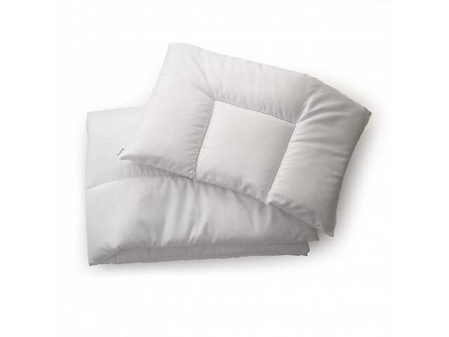 купить бу Одеяло детское силиконовое теплое Twins 100х135 см. силикон, белое в Киеве