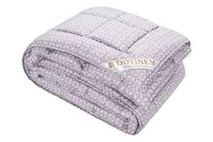 Одеяло DOTINEM VALENCIA ЗИМА холлофайбер полутороспальное 145х210 см (214872-12)