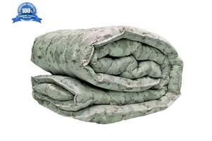 """Одеяло лебяжий пух """"Цветы"""" 2-сп."""