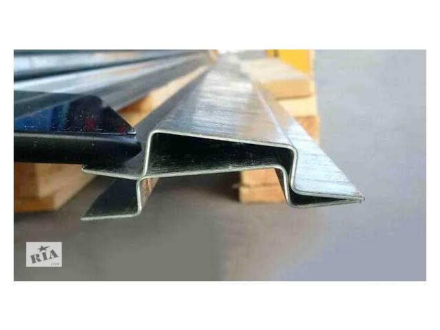 купить бу Омега-профиль с оцинкованной стали от производителя по низким ценам! в Днепре (Днепропетровск)