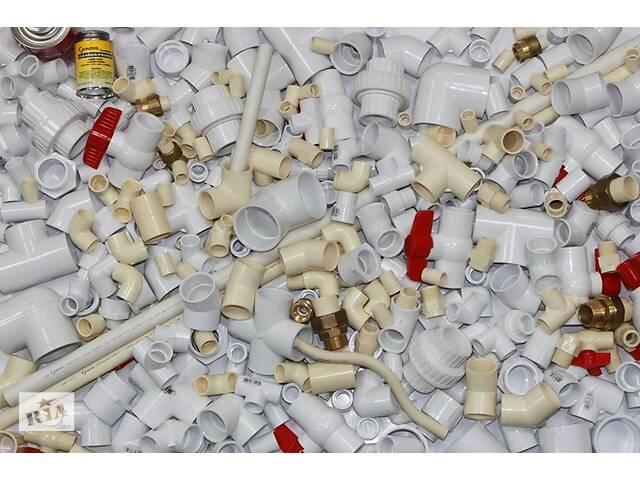 продам Пластикові труби і фітинги ПВХ-ХПВХ Genova products бу в Києві