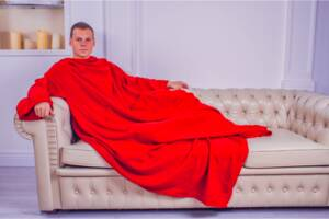 Плед с рукавами Red product Супер-прайс 2020! возможна наложка