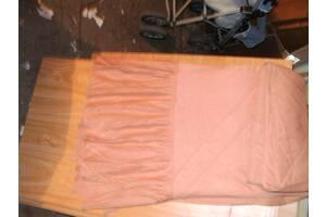 Покрывало двух вдов  и ткани -шелк