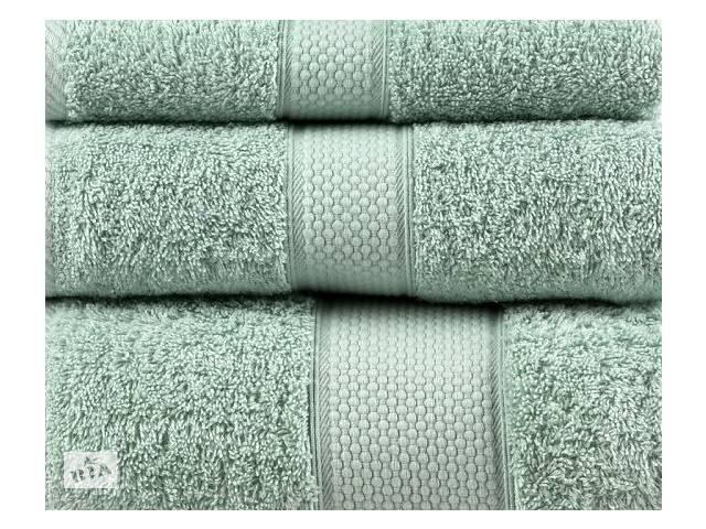 Полотенца махровые, однотонные. Голубые- объявление о продаже  в Одессе