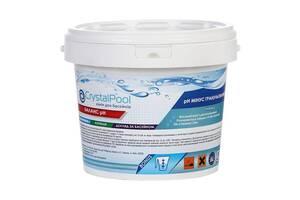 Препарат в гранулах Crystal Pool pH Minus 25 кг (ps0103011v)