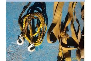 Продам ремни стропальщика, крепежные,буксиры, ремни безопасности б/у