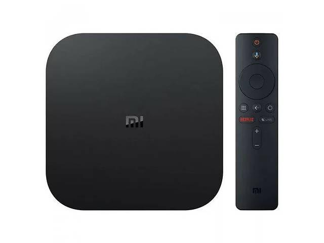 купить бу Приставка Smart TV Xiaomi Mi Box S International Edition (MDZ-22-AB) в Запорожье