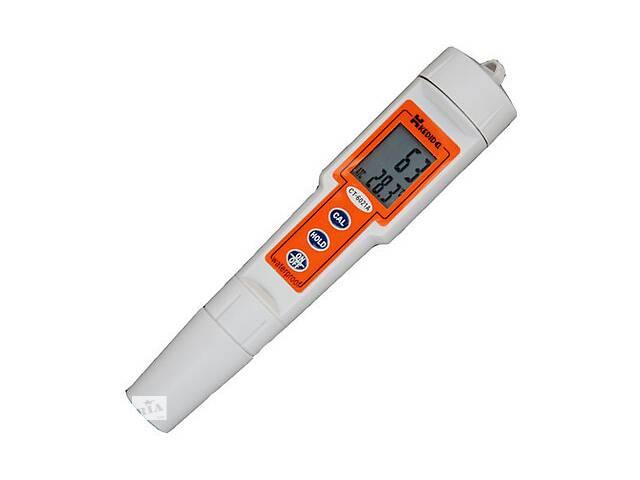 продам РН-метр Kelilong Electron СТ-6021А - лабораторный прибор для измерения pH и температуры растворов (mdr_2245) бу в Киеве