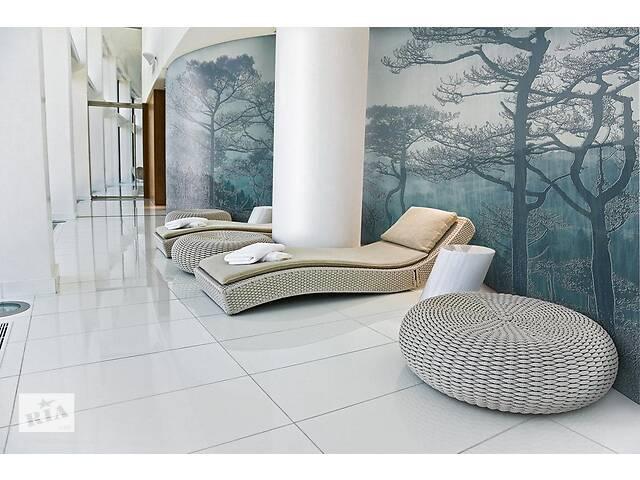 бу Розпродаж уценка знижка шпалери Ліс в спальню природа дизайнерські Misty Forest Dimense print 125 см х 270 см в Киеве