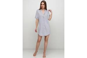 Рубашка Aniele 5232 Серый меланж S