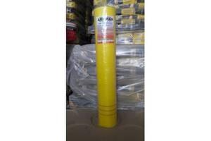Сітка фасадна 5*5 жовта АРММАКС ( 160 пл.), рул