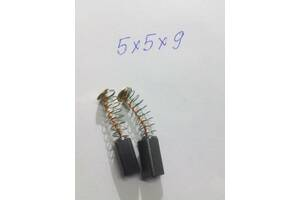 Щетки электрощетки 5х5х9 мм и другие