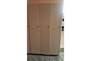 Шкаф для переодевания (на 3 секции)