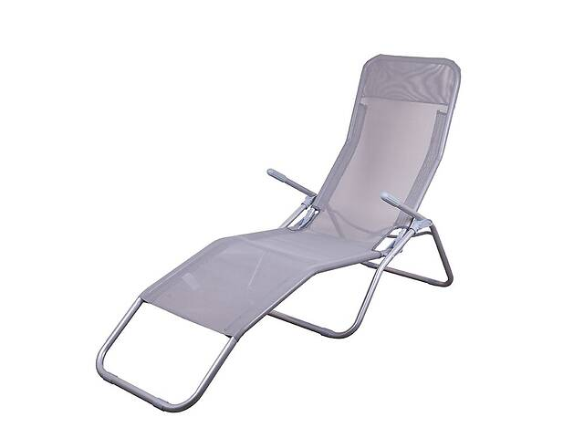 продам Складной шезлонг кресло раскладной Levistella Gp20022017 Gray бу в Киеве
