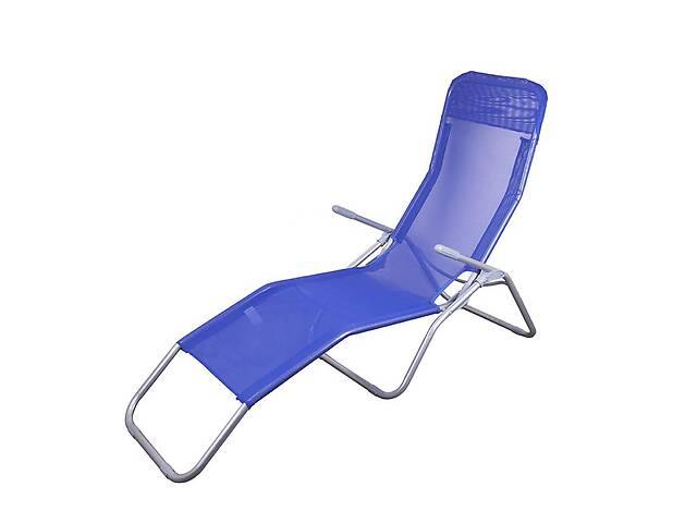 продам Складной шезлонг кресло раскладной Levistella Gp20022017 Blue бу в Киеве
