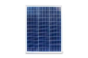 Солнечная батарея 12В 50Вт AXIOMA AX-50P поликристалл