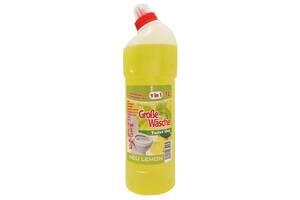 Средство для мытья унитаза Grosse Wasche Toilet Gel New Lemon 4260471639185 1 л