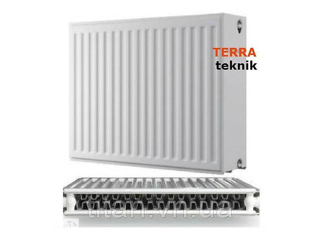 купить бу Стальной радиатор Terra teknik 22 тип 500Х1600 в Виннице