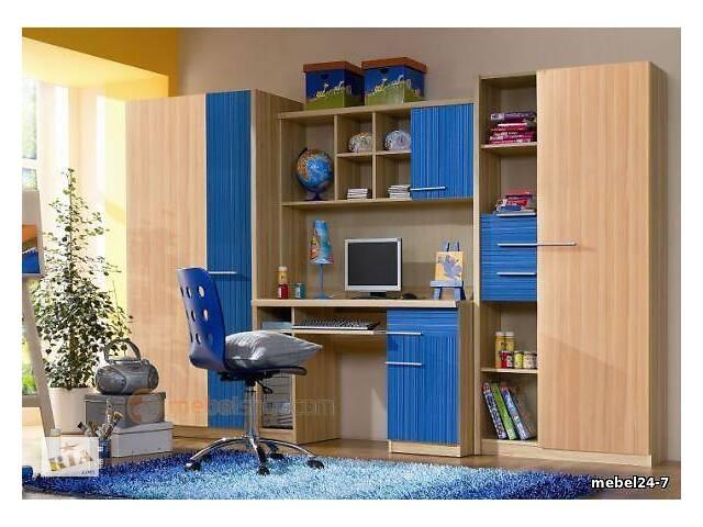 Стенка в детскую комнату,СТК 19- объявление о продаже  в Киеве