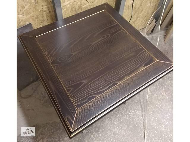 купить бу Столешница из массива ясеня. Производство столешниц  в Киеве