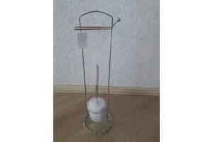 Стойка - ерш + держатель для туалетной бумаги