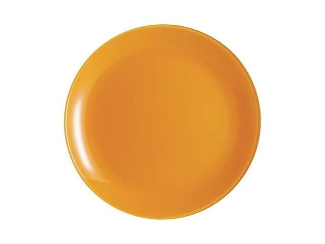 Тарелка обеденная круглая Luminarc Arty Moutarde 26 см P6129- объявление о продаже  в Чернигове