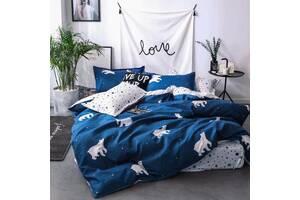Текстиль, постільна білизна, комплекти, полуторка, двухспалка, євро, сімейний, бренд Душка,