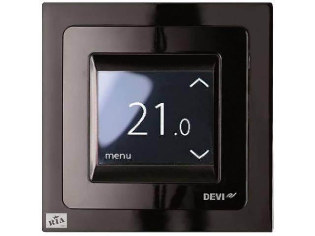 купить бу Терморегулятор DEVI Devireg Touch B (140F1069) в Киеве