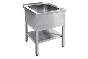 Ванна моечная ВШП-1 Эталон 300 AISI 304 Эфес (700/600)