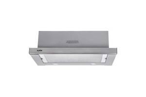 Вытяжка кухонная VENTOLUX GARDA 60 INOX (750) SMD LED
