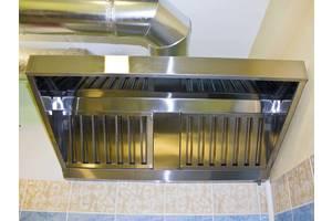Вытяжной зонт, вытяжка кухонная из нержавеющей стали