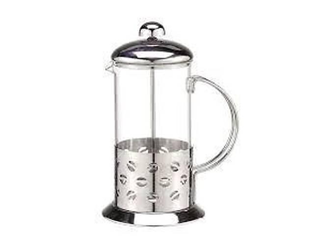 купить бу Заварник френч пресс для чая кофе А - Плюс френч чайник заварник стеклянный с прессом в Харькове