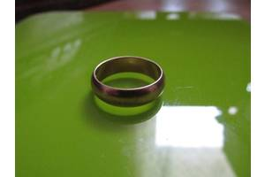 Кольцо обручальное 375 проба, золото.