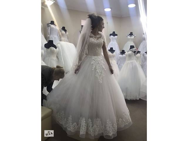 Нова весільна сукня- объявление о продаже  в Ходорове